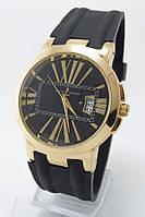 Мужские (Женские) кварцевые наручные часы Ulysse Nardin, Black