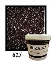 Мозаїка (Мармурова штукатурка) 25 кг № 615 (1мм)