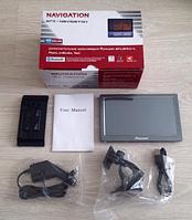 Автомобильный Gps Навигатор GPS навигатор android 716 (512 ОЗУ/8 ПЗУ) антибликовый экран 7 дюйм
