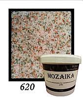 Мозаїка (Мармурова штукатурка) 25 кг № 620 (1мм)