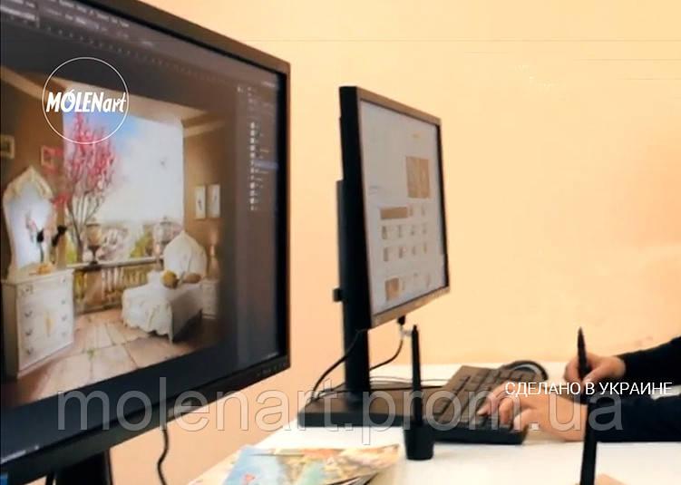 Подбор, подготовка изображения для интерьерной фотопечати