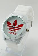Мужские (Женские) кварцевые наручные часы Adidas, White