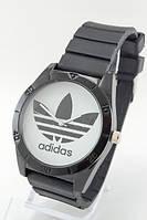 Мужские (Женские) кварцевые наручные часы Adidas, Black