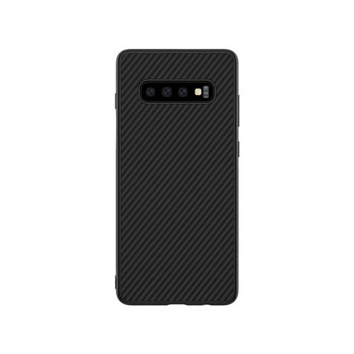 Nillkin Samsung G975F Galaxy S10+ Synthetic fiber Магнитный Чехол Накладка Бампер