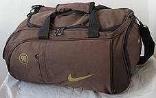 Сумка спортивная Nike Master 90 total. Спортивна сумка Найк., фото 3