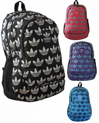 Рюкзак Adidas Originals, женский/мужской. Рюкзак брендовий, жіночий/чоловічий, фото 2