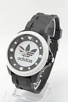 Женские (Мужские) кварцевые наручные часы Adidas, Dotted Black, фото 1