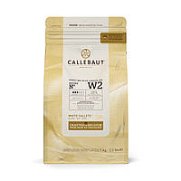 Белый шоколад Callebaut W2 Бельгия 2.5кг
