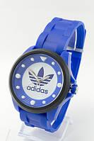 Женские (Мужские) кварцевые наручные часы Adidas, Dotted Blue, фото 1