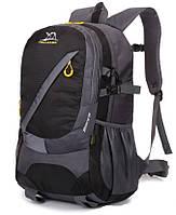 Рюкзак туристический TB CAMEL на 30л , для Охоты, Рыбалки (Рюкзак туристичний Полювання, Рибалки) чёрный