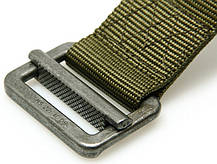 Ремень штурмовой тактический Blackhawk 44 мм с металлической пряжкой. Ремінь штурмовий тактичний., фото 3