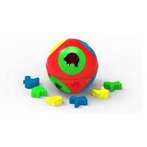 Куб Умный малыш Пуля 2 14 * 14 * 14 см ТехноК