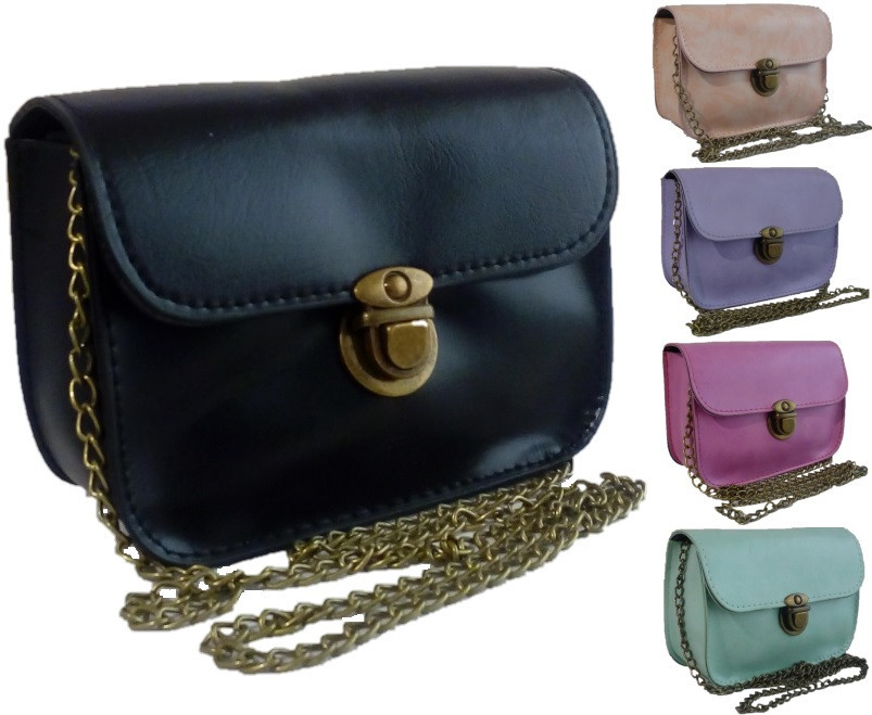 Сумочка-клатч Mini на цепочке. Женская сумка. Жіноча сумка.