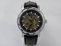 Мужские механические наручные часы скелетоны Слава, Созвездие, Silver, фото 1