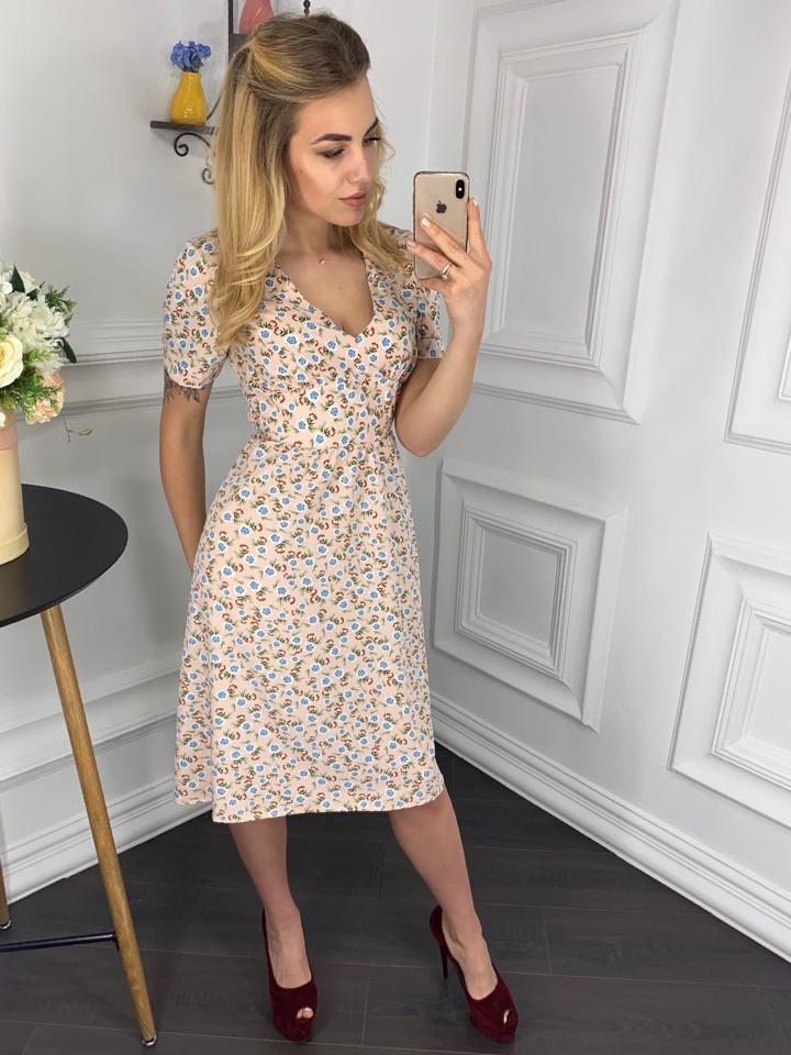 Женское платье из супер софта