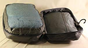 Органайзер Дорожный для Вещей DINIWELL 23 x 15 x 8 см. для  предметов личной гигиены, косметики, одежды., фото 2