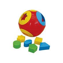 Розумний малюк Куля 1 Технок логіка сортер