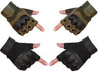Перчатки без пальцев армейские Viper.  Беспалые Защитные для военных, солдат, велосипедиста, охотника\ Рукавички без пальців