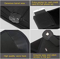 Кобура пояс Holster wide belt скрытого ношения, универсальная. Кобура-пояс прихованого носіння, фото 3
