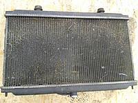 Радиатор охлаждение двигателя Nissan Primera 11 1996-2001г.в 2.0 бензин