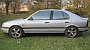 Стекло передней дверилевой Nissan Primera 10 1990-1995г.в 4/5 дв., фото 2