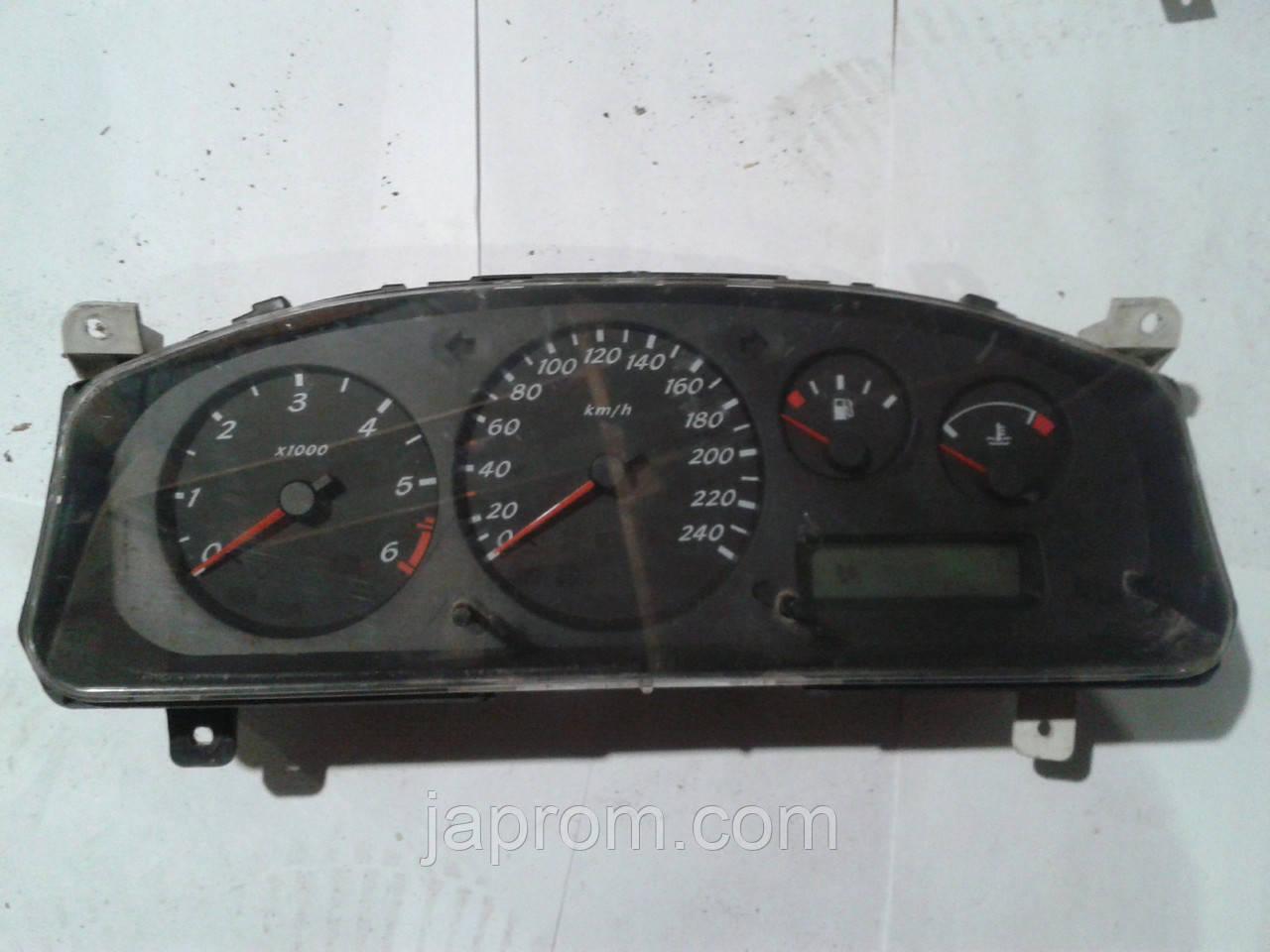 Панель щиток приборов Nissan Primera P11 2000-2001г.в 2.0 TD рестайл 9F773