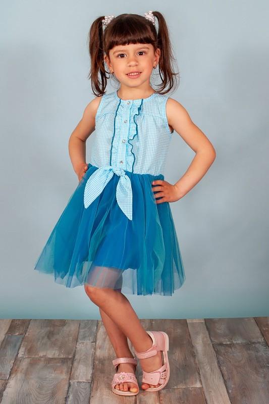 Летние платья для девочек