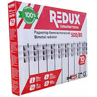 Радиаторы биметаллические Redux-Krakow 80/500.Радиатор для квартиры.