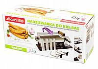 Шприц для начинения колбас 25,5см Kamille 6502