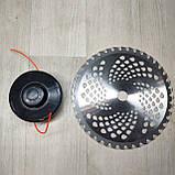 Мотокоса Craft-tec 3300 бензокоса, фото 8