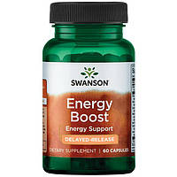 Swanson Ultra Timed-Release Energy Boost 60 капс