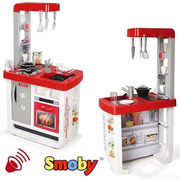Уценка Интерактивная кухня Smoby Bon Appetit Red 310800