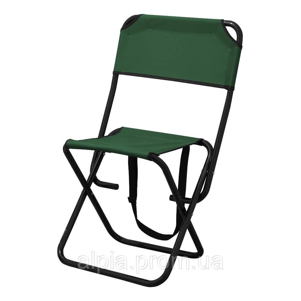 Туристический стул со спинкой Time Eco P-22, ассорт.