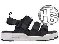 Женские сандалии New Balance Caravan Multi Sandals Black/White SD3205BK2