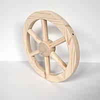 Колесо деревянное от телеги 40 см