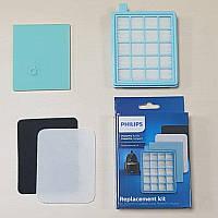 Оригинальный комплект фильтров для пылесоса Philips FC8058/01