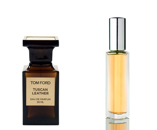 Духи 20 мл со спреем Tuscan Leather Tom Ford