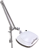 Лампа лупа настольная для косметолога Холодный свет, 6030 LED 3D, 12W, фото 2