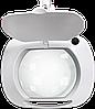 Лампа лупа настольная для косметолога Холодный свет, 6030 LED 3D, 12W, фото 6