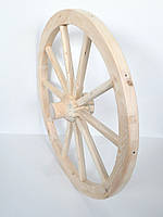 Колесо деревянное от телеги 90 см