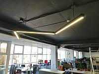 LED светильники  PROMO-18W-А++  офисные, торговые, интерьерные