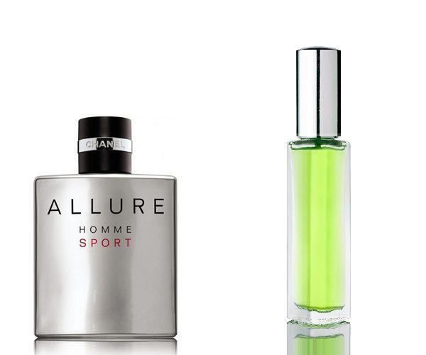 Духи 20 мл со спреем Chanel Allure homme Sport
