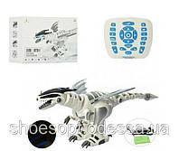 Робот Динозавр на радиоуправлении 65см ходит, свет и звук