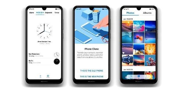 Смартфон Huawei Y7 2019