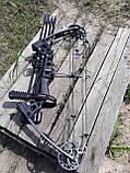 Junxing M120 копия Mission Craze Блочный лук для стрельбы, фото 2