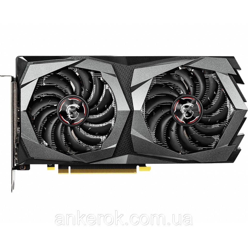 Відеокарта MSI GeForce GTX 1650 GAMING X 4G