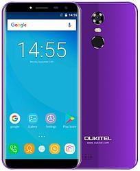 OUKITEL C8 purple