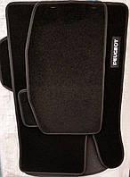 Тканевые автомобильные коврики PEUGEOT ( ПЕЖО )