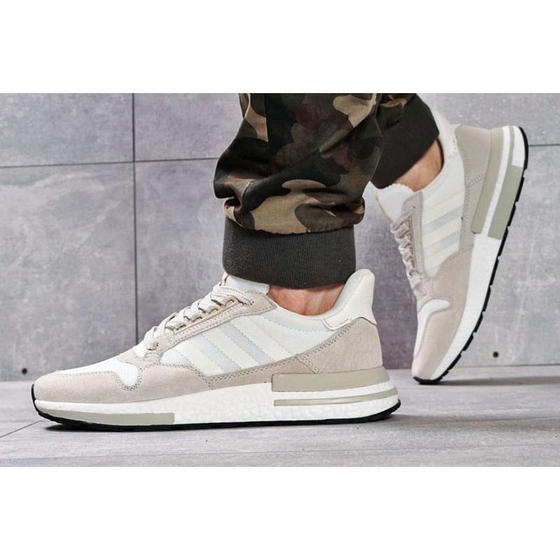 b9165a61 Мужские кроссовки Adidas ZX 500 RM бежевые р.41 Акция -50%!, цена 1 ...