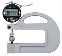 Толщиномер электронный Shahe 0-10 мм/0,001 (5335-10) с роликом для непрерывного измерения